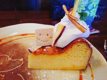 カフェボルタ ケーキ