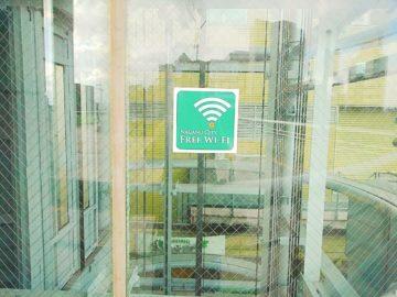 長野駅Wifi
