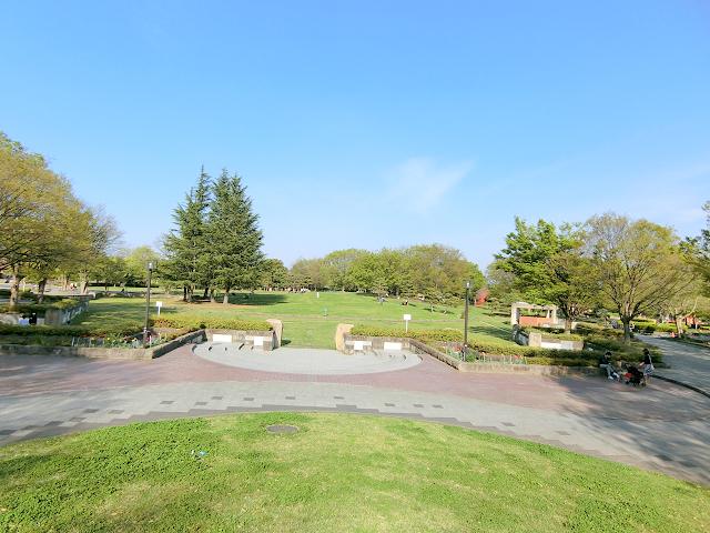 若里公園はとても大きな公園ですという画像