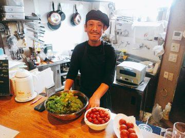 【ふだんぎの洋食 キッチンペロリ】情熱レポート13 北嶋幹啓さん