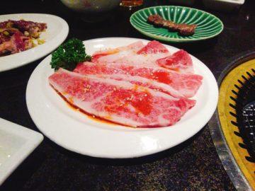 【焼肉 八方圓(はっぽうえん)】夜の焼肉はさっぱりダレでめっちゃ美味い!!