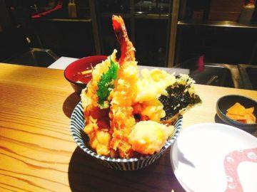 【天ぷらと寿司18坪】めちゃくちゃ美味い上天丼ランチが980円!豪華うに丼もスゴイ!