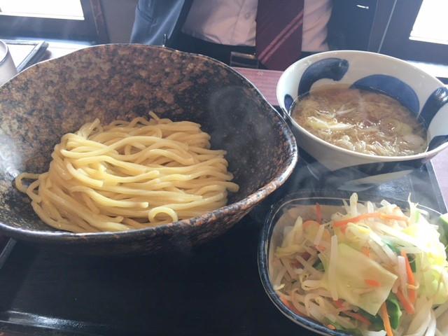 三ツ矢堂製麺のゆずつけ麺