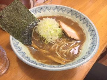 【蕪村(ぶそん)】長野駅近くの人気の小さなラーメン屋さん!味は確かです♪