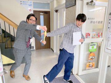 【お客様の口コミ】京都府出身 T・N様より賃貸アパート探しの感想を頂きました