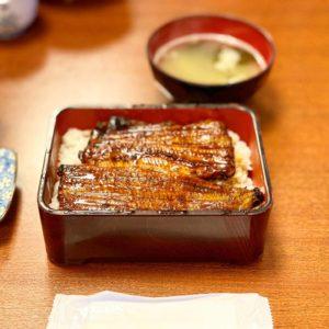 【うなまん】パリパリの鰻の皮と、身はふわふわの鰻!甘辛タレがとっても美味しいうな重、絶品です。