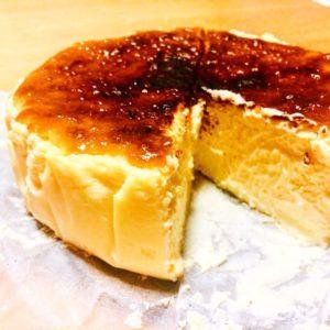 【軽井沢トルタ FACTORY】2019年9月13日新規オープン!若里6丁目にバスク風チーズケーキのお店が出来ました☆