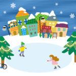長野市の冬