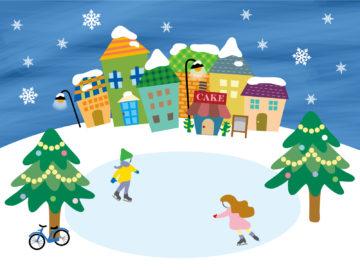 長野市の冬のあるある大辞典。極寒の地、長野の冬の過ごし方。