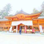 穂高神社(ほたかじんじゃ)