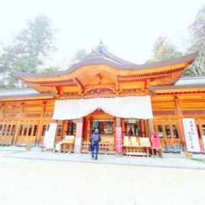 【穂高神社(ほたかじんじゃ)】開運スポット!子宝・夫婦円満の神社。安曇野の立派な神社です。