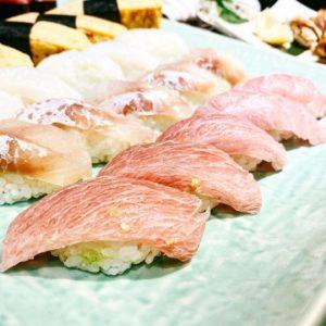 【情熱寿司ダイニング蓮(れん)】魚がものすごく美味しかった!!大満足のコース料理に感無量☆
