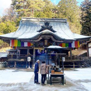 【信州随一の厄除観音 牛伏寺(ごふくじ)】松本市の物凄いご利益があるお寺。厄年には護摩も利きますよ。