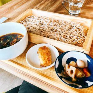 【蕎麦ダイニング音菜(おとな)】長野駅近くに出来た、お洒落な蕎麦屋さん。つけダレも種類たくさん!