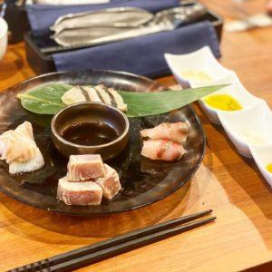 【瀬戸内天然魚Osteria Port(ポルト)】ランチドリンクバー無料☆天然魚のカルパッチョや神戸牛ステーキもあり。