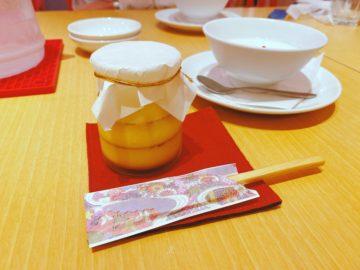 【ジンホア長野店】小籠包ランチももちろん美味しいけど、実は三層の数量限定長野プリンも美味しい!