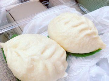 【伊勢町包子(いせまちぱおず)】モチモチの肉まん!カスタードまんも美味しい!つけ麺はお得☆