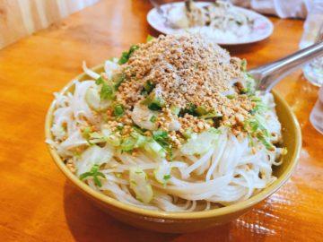 アロイ食堂 長野市タイ料理
