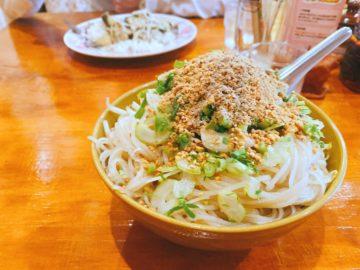 【アロイ食堂】長野県庁近くの人気のタイ料理店。やみつきになってしまう人が続出中!!