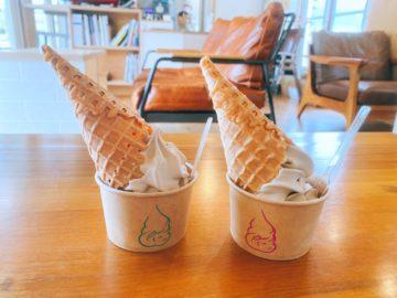 【GOOD TIME TRAILER(グッドタイムトレーラー)】2020年5月15日新規オープン!長野市屋島のソフトクリームと珈琲のお店。