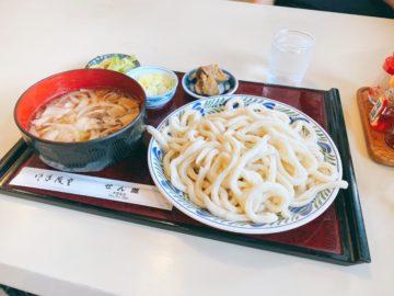 【うどん・ド・カフェせん龍大豆島店】手打ち極太うどん!長野市大豆島にある安くて美味い定食屋。
