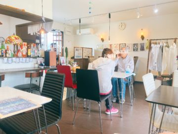 川中島駅前cafe和(カフェなごみ)