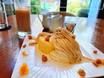 【イニツィア・ラ・クチーナ】魅惑の洋栗モンブランパンケーキが美味すぎた!平日限定ドリアランチ誕生してた。