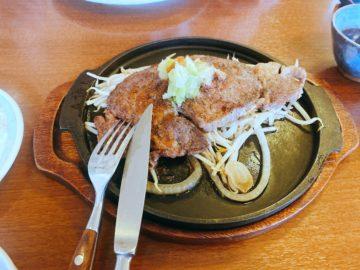 【洋食屋100ワンハンドレッド】ガッツリステーキやふわとろオムライス!テイクアウトもやってます!