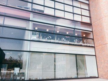 ホクト文化ホール近くのカフェ