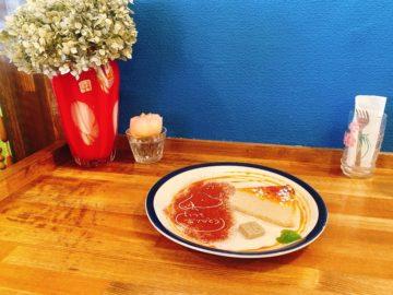 【CAFE VOLTA カフェボルタ】タコライスや手作りデザート、鶴賀七瀬のゆったりくつろげるカフェ☆彡