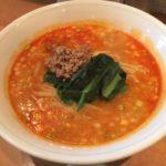 四川料理麒麟の担々麺
