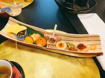 【日本料理 旬花(しゅんか)】ぱてぃお大門にある料亭。美味しい懐石料理と素晴らしい接客。