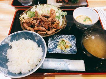 【膳ZEN】ランチも安くて、美味しく、お腹いっぱい食べられるお店。