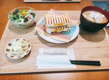 【糀cafe maruyukiこうじかふぇまるゆき】2019年2月新規オープン☆豚汁食べ放題、味噌屋カフェ。
