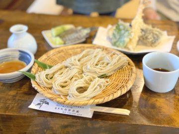 蕎麦処うずら家(戸隠そば)