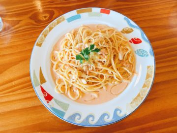 【スパゲッテリアHARU(ハル)】七瀬南部にパスタの美味しいお店があるんだよ!知ってた?