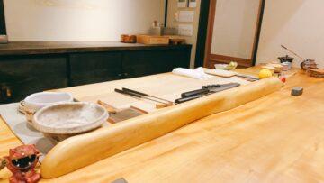 【はる真】鮨と鉄板焼きが楽しめるお店♪接待にも使える素
