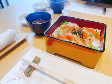 【和食割烹 志どき(しどき)】2020年10月25日新規オープン!ランチ始まったよ!特選金目鯛重もすごく美味しかった!