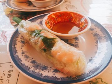 【チャオゴン】パクチー好きにはたまらない!長野駅近くの美味しいベトナム料理☆