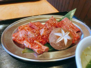 【焼肉牛若(やきにくうしわか)】長野市篠ノ井にある、美味しい焼肉屋さん!平日焼肉ランチは1000円☆