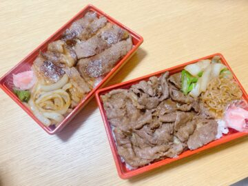 【りんごで育った信州牛 すき亭】高級しゃぶしゃぶとすき焼きのお店。さすがは天下のすき亭様、テイクアウトも素晴らしい!
