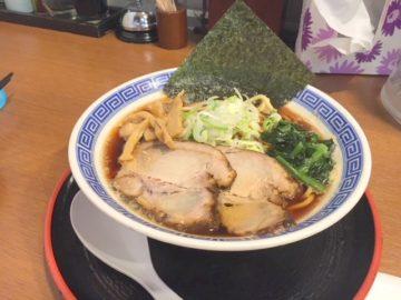 【かくれ麺家SAREDO忍ばず】長野市稲葉中千田。から揚げも美味しい!