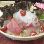 茶々やの海鮮サラダ