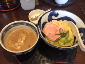 【さくら木】とろ炊つけ麺が濃厚で美味しい!食後みるくぷりん無料☆