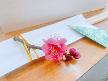 長野 梅と鶯(うめとうぐいす)