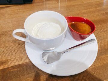 【caffe late(カフェラート)】2021年2月5日新規オープン!青木島のおいしい広場に自家焙煎珈琲とジェラートのお店が出来たよ☆