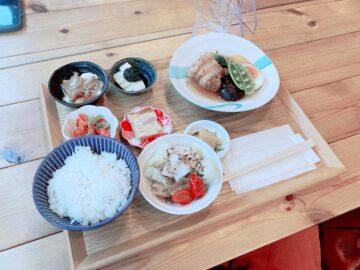 【ポルカドットカフェ】善光寺周辺の和食カフェ♪パンケーキやかき氷・焼き芋スイーツなんかも出るよ!