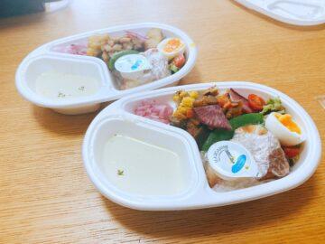 【フフレキッチン】1000円で美味しいフレンチ弁当が食べられます!素敵なフレンチのお店☆