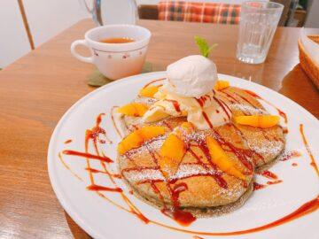 【カフェトケトケ】長野市でパンケーキを食べたいなら、ぜひ一度訪れてみてほしい場所☆