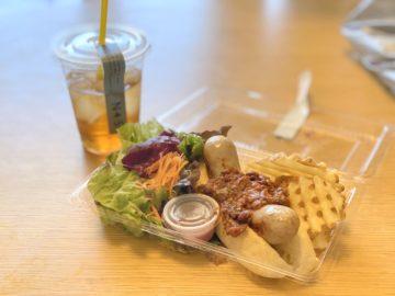 ★長野市宅配テイクアウト特集55★【N4.5 Espresso&Diner】ホットドックもレモンケーキも美味しい!